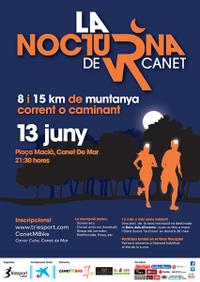 The Night Race in Canet